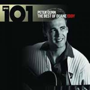 Duane Eddy 101 Peter Gunn 4CD 5060332491049