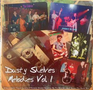 Dusty Shelves Melodies Volume 1 LP (vinyl)