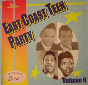 East Coast Teen Party Volume 9 CD