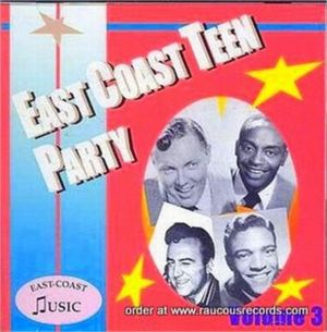 East Coast Teen Party Volume 3 CD