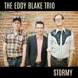 """Eddy Blake Trio Stormy 7"""" vinyl EP"""