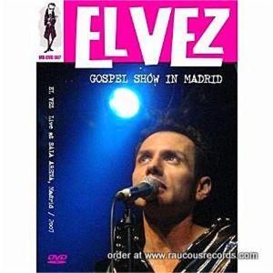 ElVez Gospel Show In Madrid DVD