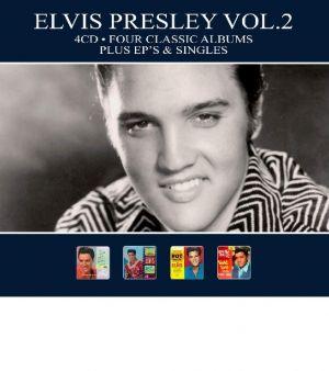 Elvis Presley 4 Classic Albums Volume 2 4CD 5036408211026