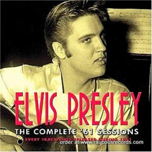 Elvis Presley Complete 61 Sessions 2CD 823564627021