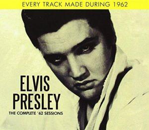 Elvis Presley Complete 62 Sessions 2CD 823564631523