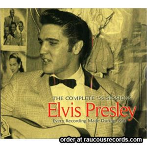 Elvis Presley Complete 56 Sessions 2CD 823564608822