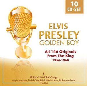 Elvis Presley Golden Boy 10CD Box Set 885150332047