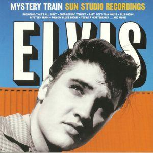 Mystery Train Sun Studio Recordings LP (vinyl)