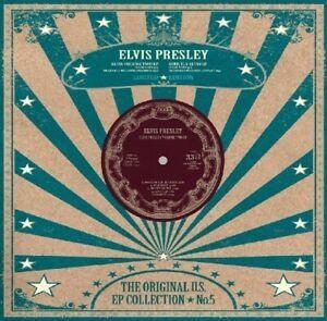 "Elvis Presley Original US EP Collection Volume 5 LP 10"" vinyl 5036408206220"