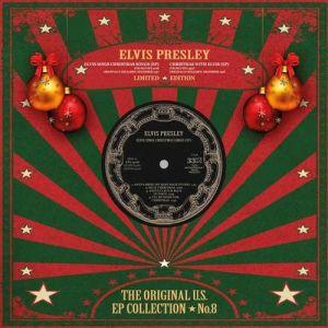 Elvis Presley Original US EP Collection Volume 8 10 inch LP 5036408218629