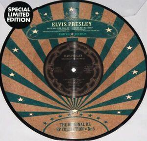 "Elvis Presley Original US EP Collection Volume 5 LP 10"" vinyl picture disc 5036408206329"