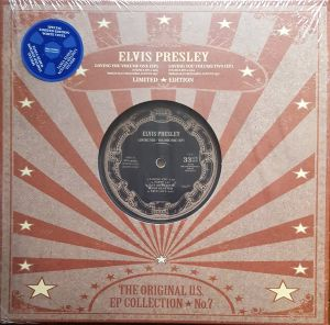 "Elvis Presley Original US EP Collection Volume 7 10""LP"