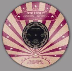 Elvis Presley Original US EP Volume 4 picture disc