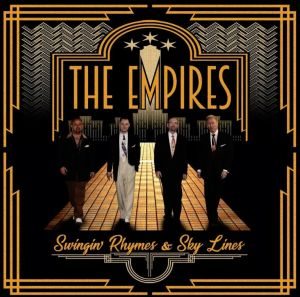 Empires Swingin' Rhymes and Sky Lines CD
