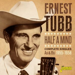 Half A Mind - Complete Singles As & Bs 1955-1958 CD
