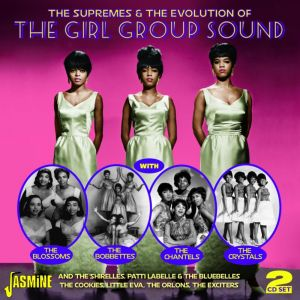 Supremes and The Evolution Of The Girl Group Sound volume 2 2CD 604988027921 JASCD279