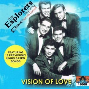 The Explorers Vision Of Love CD