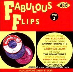 Fabulous Flips volume 3 CD