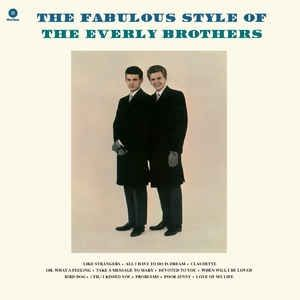 Fabulous Style Of The Everly Brothers LP vinyl 8436542019415