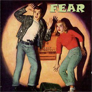 Fear CD 4001043551654 Buffalo Bop Series