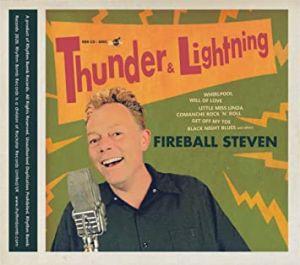 Fireball Steven Thunder and Lightning CD 4260072726055