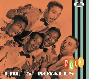 5 Royales Rock CD
