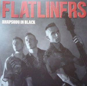 Flatliners Rhapsody In Black vinyl lp 4059251358336