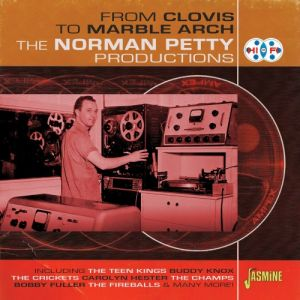 From Clovis to Marble Arch - Norman Petty Productions CD