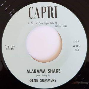 """Alabama Shake / Just Because 7"""" Single (vinyl)"""