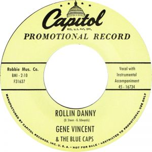 "Rollin' Danny 7"" Single (vinyl)"