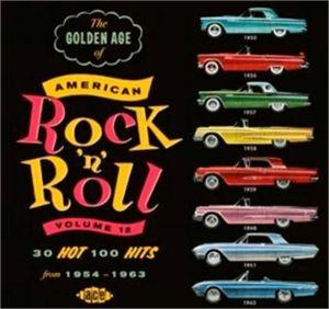 Golden Age Of American Rock 'n' Roll volume 12 CD