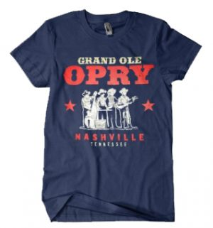 Grand Ole Opry Blue T-Shirt