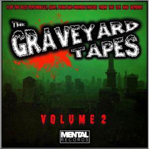 Graveyard Tapes Volume 2 LP (coloured vinyl)