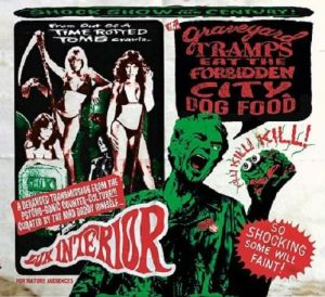 Graveyard Tramps Eat The Forbidden City Dogfood CD