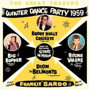 Great Tragedy - Winter Dance Party 1959 CD
