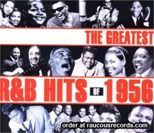 Greatest R&B Hits Of 1956
