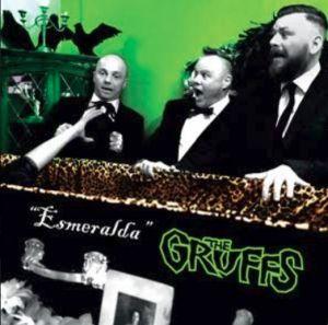 """Gruffs Esmeralda 7"""" EP vinyl"""