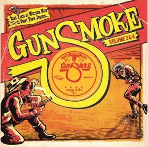 Various Artists Gunsmoke Volume 3 & 4 CD 4015698269697