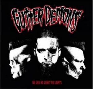 Gutter Demons No God No Ghost No Saints CD