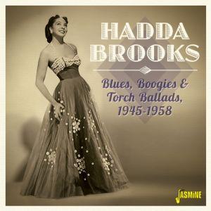 Hadda Brooks Blues Boogies and Torch Ballads CD