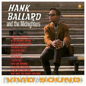 Hank Ballard and the Midnighters vinyl LP