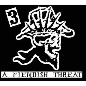 Hank 3 A Fiendish Threat 2LP 0020286214458 H305LP