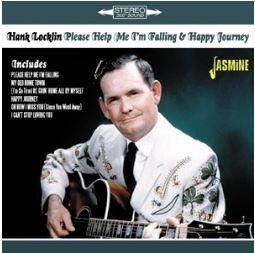 Hank Locklin Fourteen Please Help Me I'm Falling Happy Journey CD