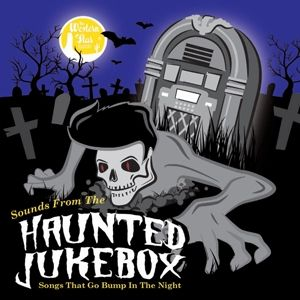Sounds From The Haunted Jukebox CD