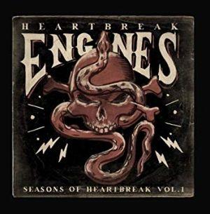 Heartbreak Engines Seasons Of Heartbreak Volume1 7 inch EP vinyl