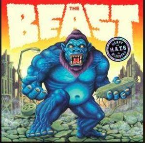 "Henry and The Bleeders Beast 10"" vinyl LP"