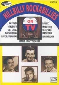 Hillbilly Rockabillies On TV DVD