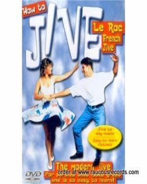 How To Jive DVD