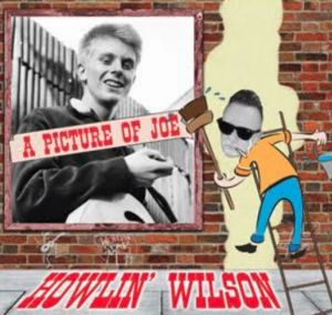 "Howlin' Wilson A Picture Of Joe 7"" EP vinyl"