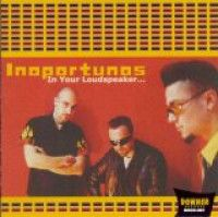 Inoportunos In Your Loudspeaker CD at Raucous Records